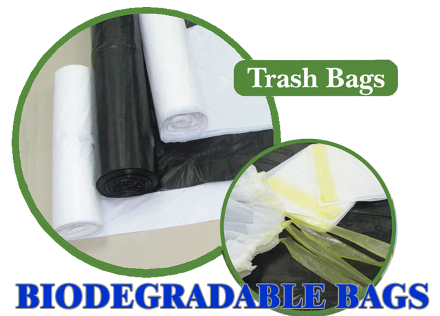 Biodegradeable Bags